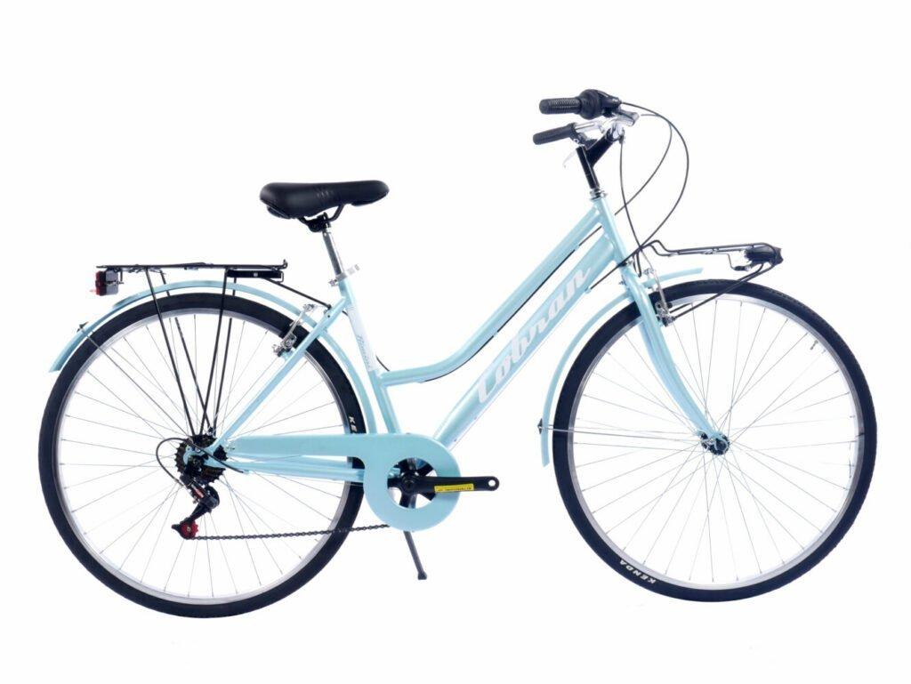 bici da città donna