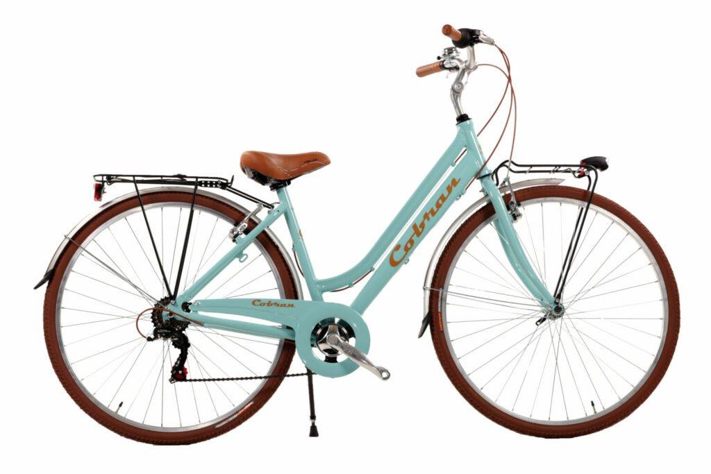 city bike in alluminio cobran marina
