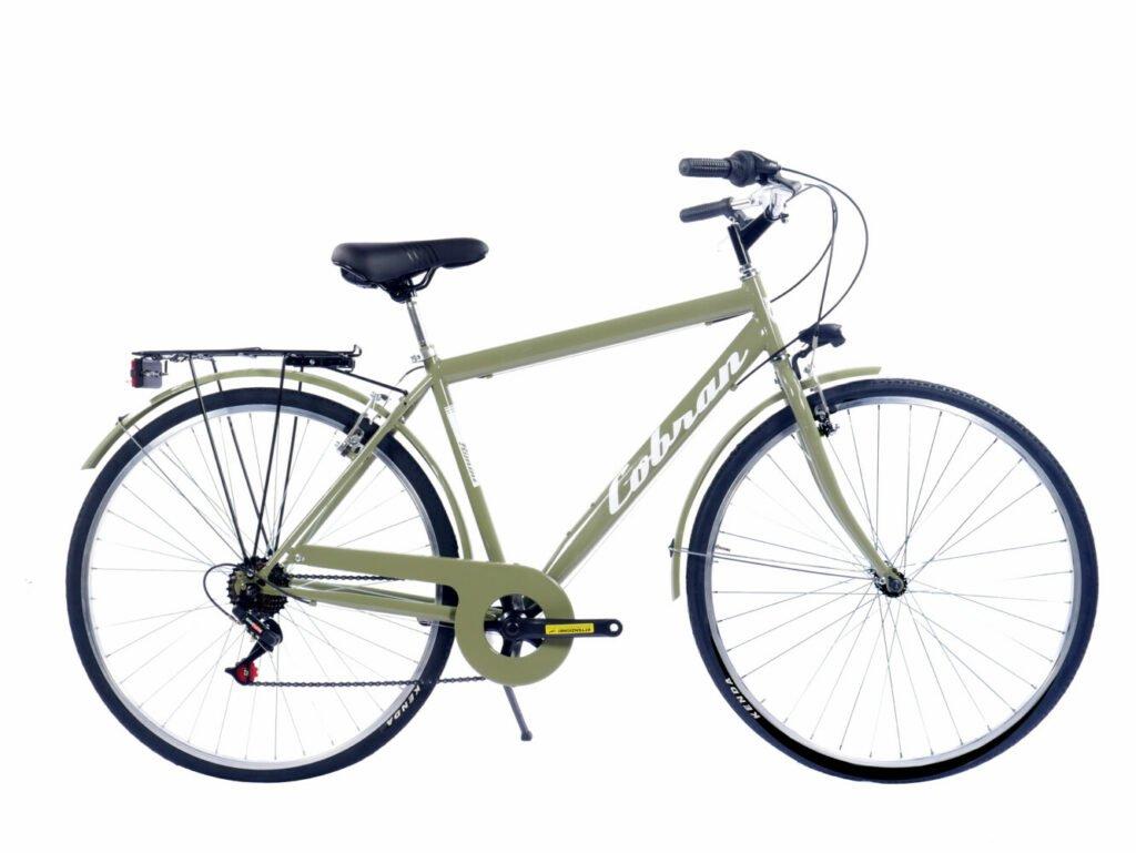 city bike uomo acciaio rimini