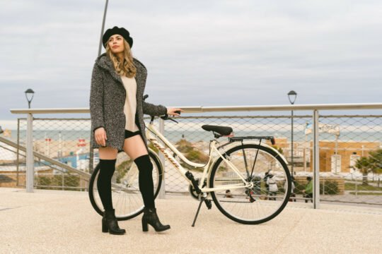 City bike made in italy