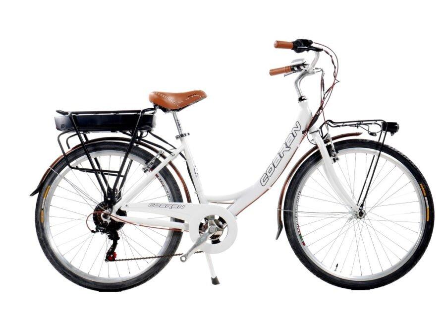 Bici elettrica 26 in alluminio