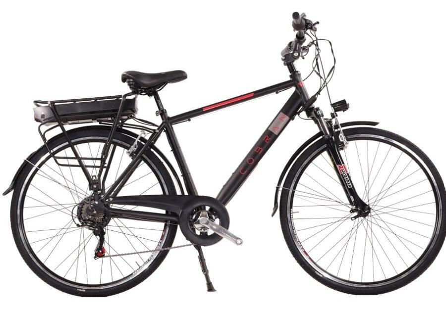 Cobran bike bici elettrica trekking