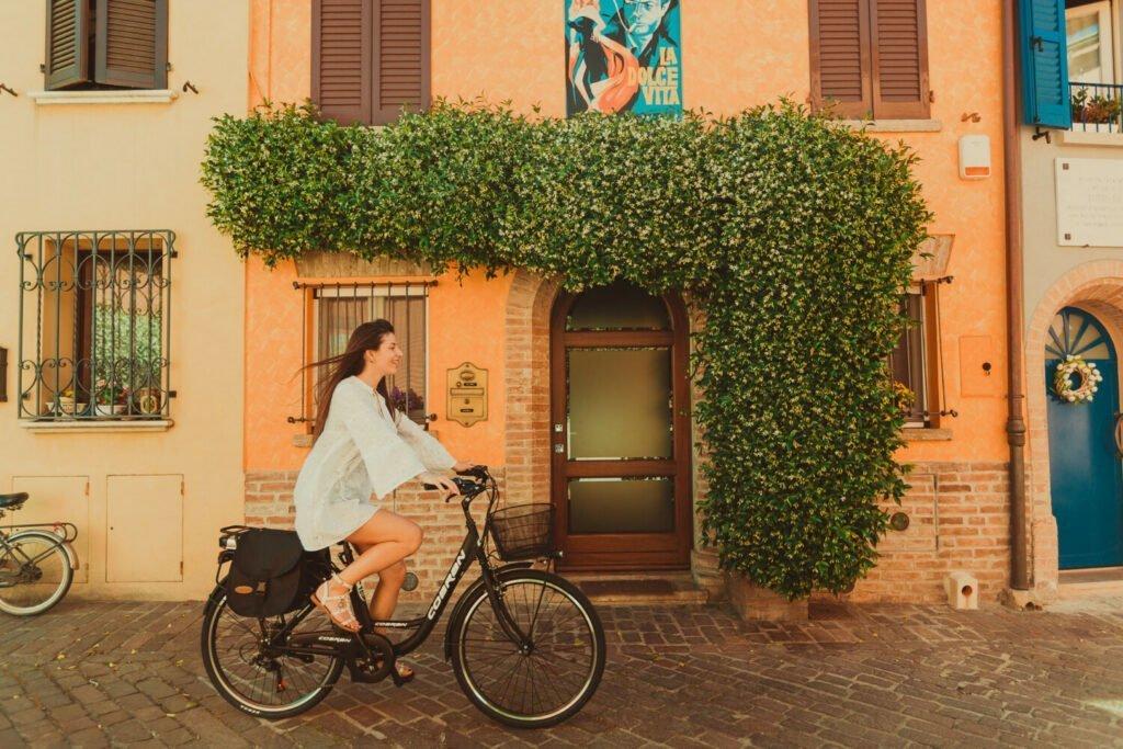 bici pedalata assistita Cobran