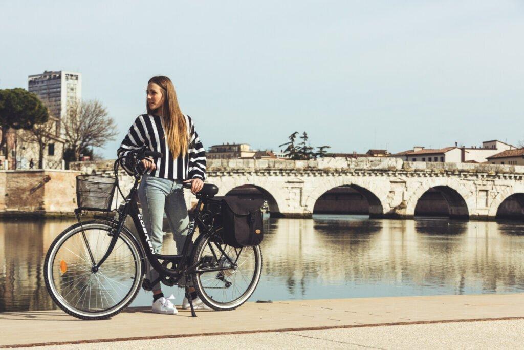 Bici elettrica economica made in italy