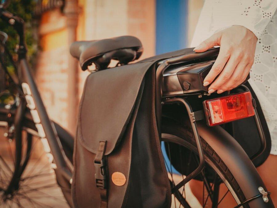 Bici pedalata assistita cobran new Easy