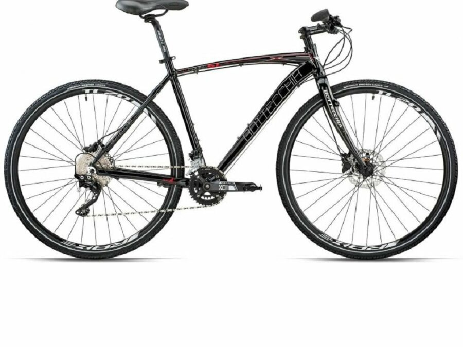 bici trekking bottecchia xt disk 20s man offerta