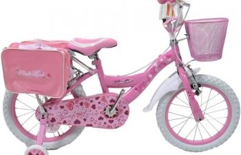 Bici da bimba del 16 Pink Love