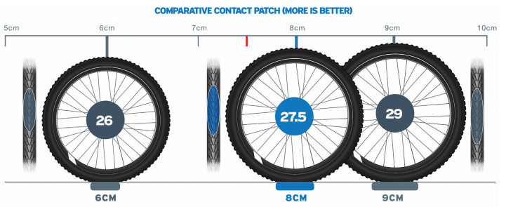 comparazione ruote mtb