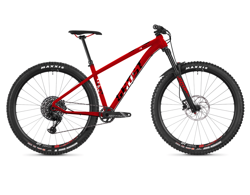 mountain bike ghost asket 8.9