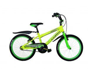 bici da bambino con ruota del 20