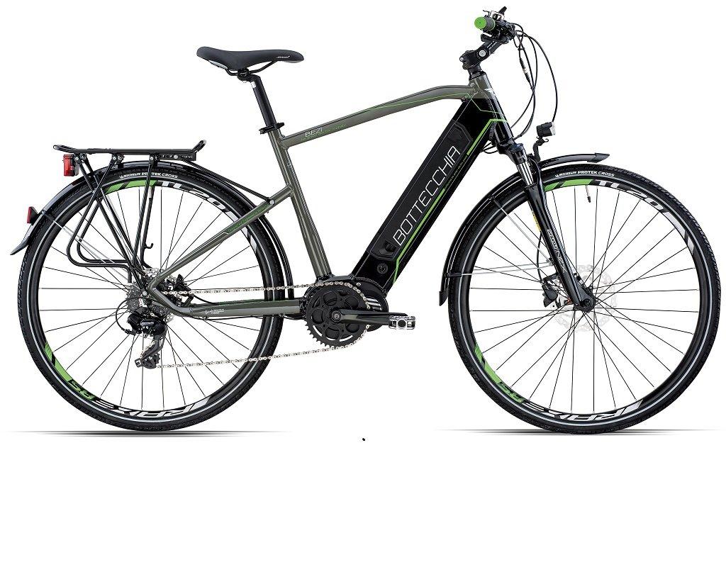 bici elettrica bottecchia be 21 trk