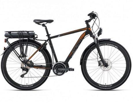bicicletta elettrica bottecchia BE26