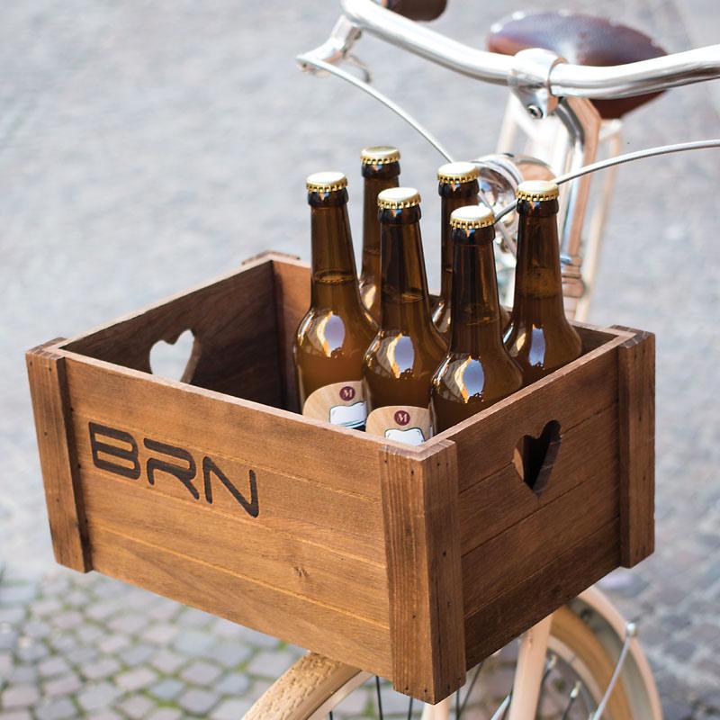 cestino per biciclette