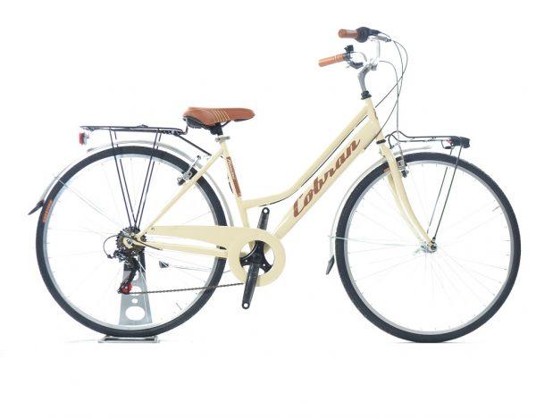 city bike vintage donna