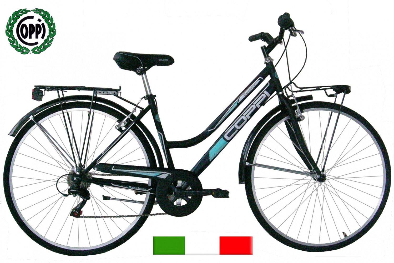 City Bike Fausto Coppi Beverly Donna