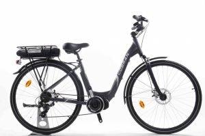 Bici elettrica motore shimano