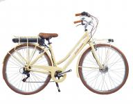 Bicicletta elettrica Retrò Cobran