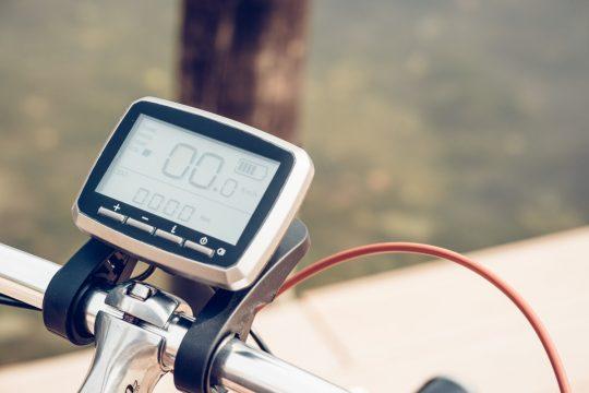 foto bici elettrica cobran retrò