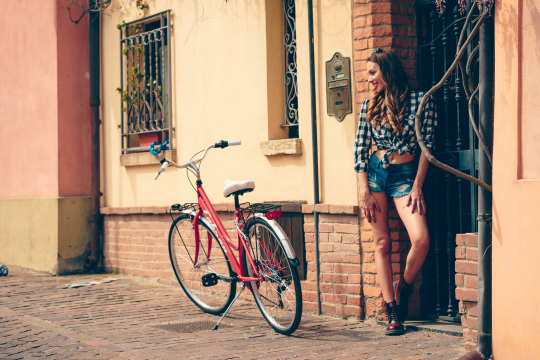 bicicletta rimini
