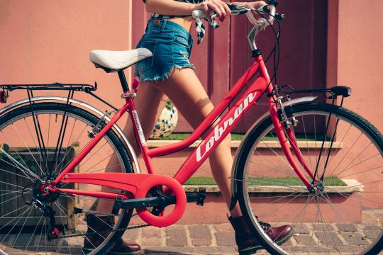 bicicletta da città rimini