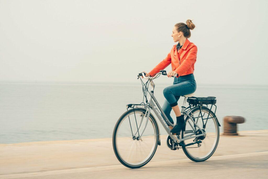 e-bike da città