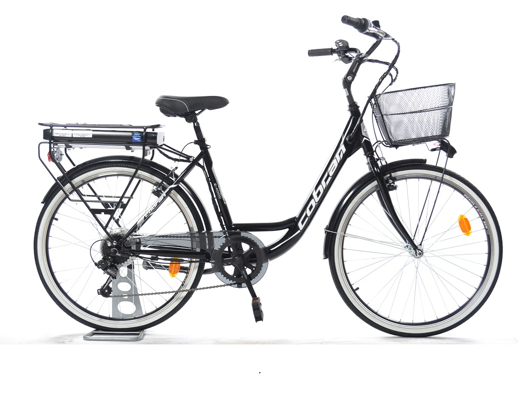 Bicicletta Elettrica A Cobran New Easy