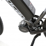 bici elettrica motore centrale bafang