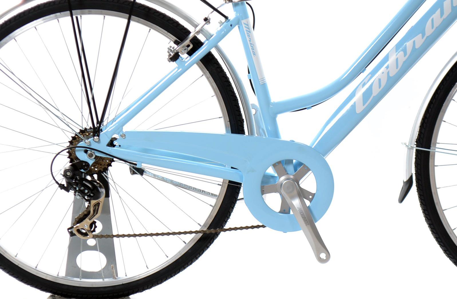 bici in alluminio vintage