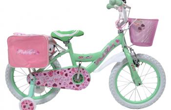 Bicicletta da bambina del 14 Pink Lover