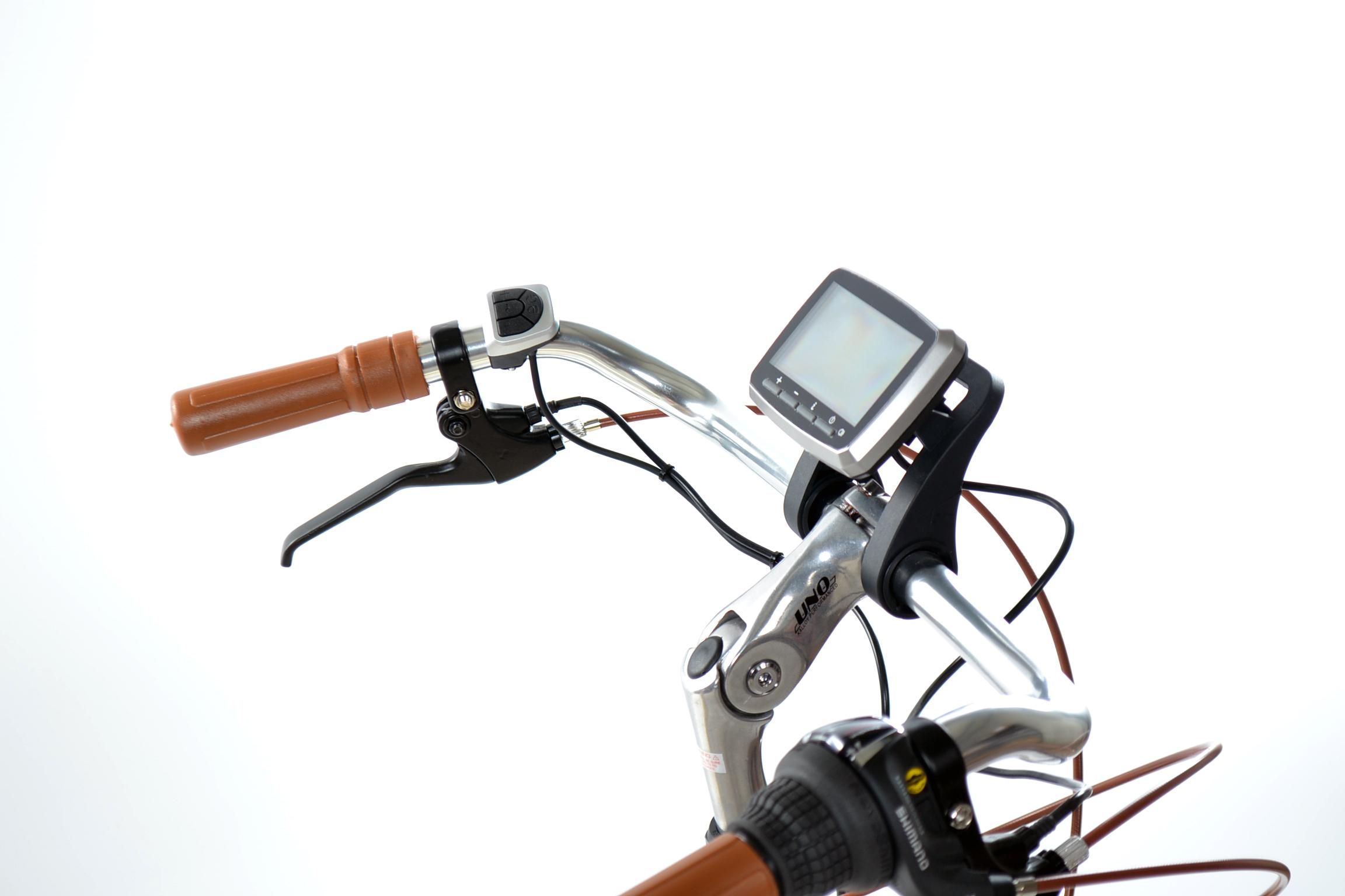 bici elettrica controller