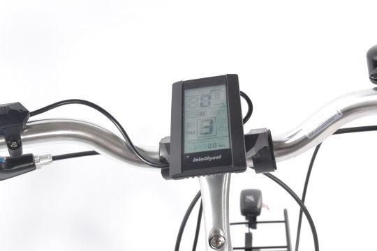 bicicletta elettrica controller