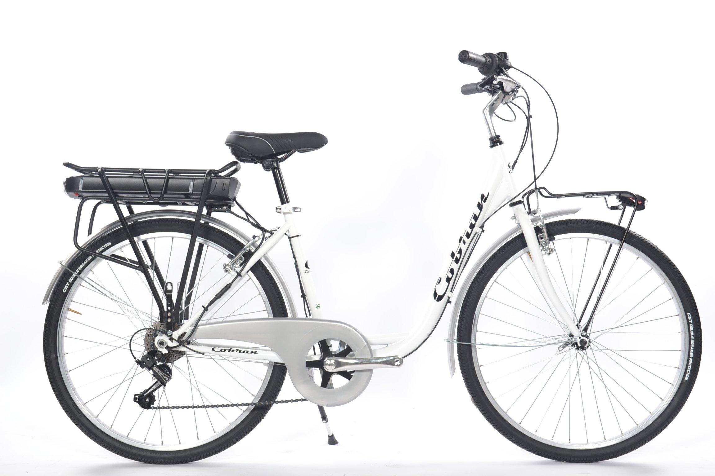 Linea bici elettriche cobran biciclette online for Bici elettrica assistita