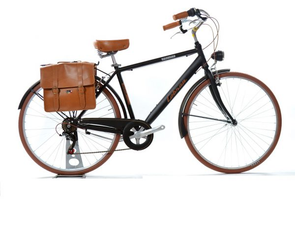 bicicletta da città vintage