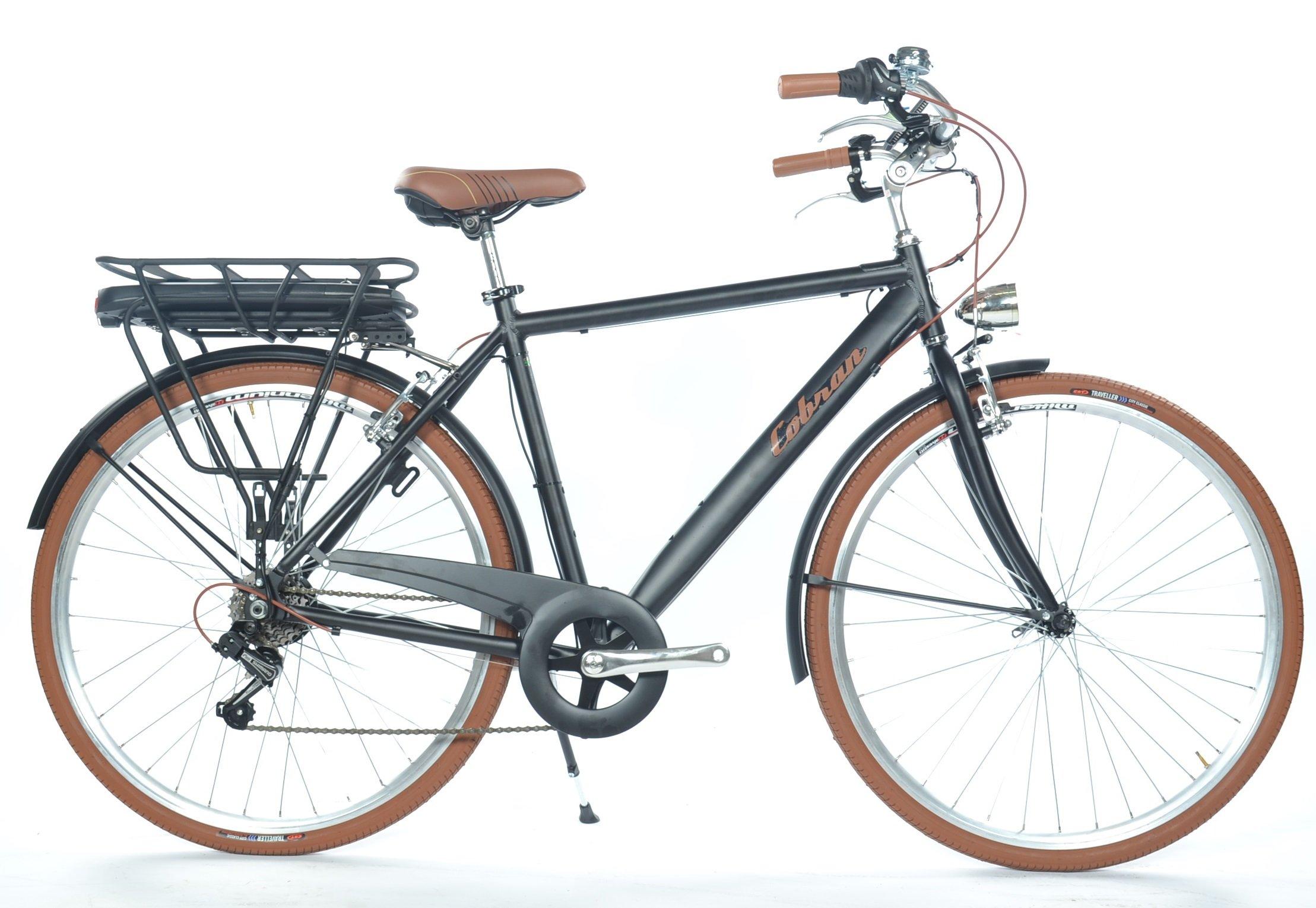 Bicicletta elettrica cobran retr uomo 2 0 cobran for Offerte bici elettriche usate