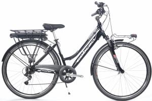bicicletta da città elettrica cobran bike
