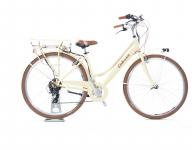 Bicicletta elettrica Cobran Retrò Donna 2.0