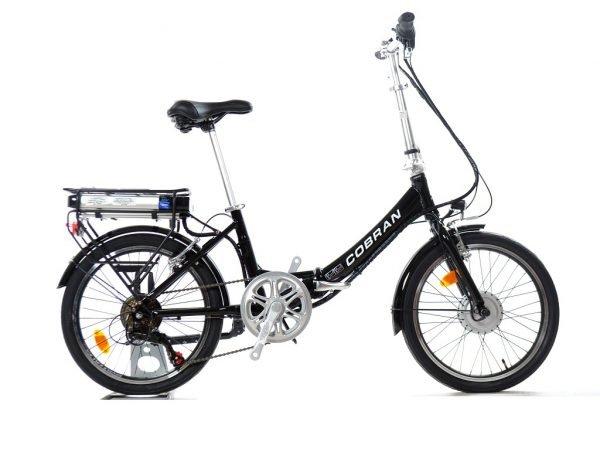 bicicletta pieghevole elettrica