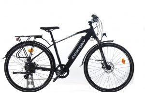 bici elettrica trekking cobran 3.0