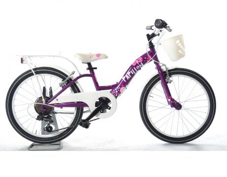 bicicletta da bambina ruota del 20