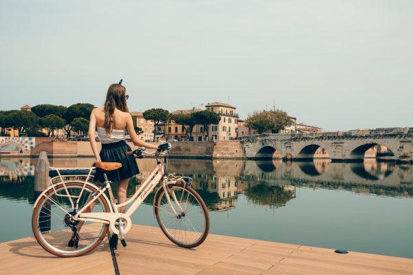 bicicletta elettrica retrò