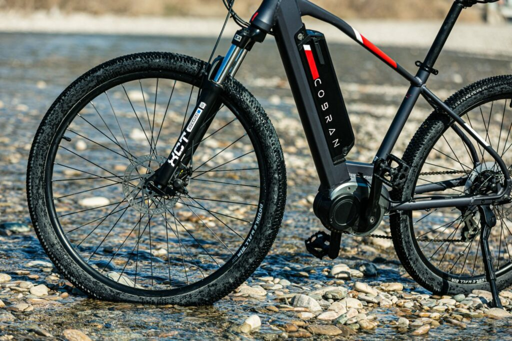 MTB elettrica made in italy
