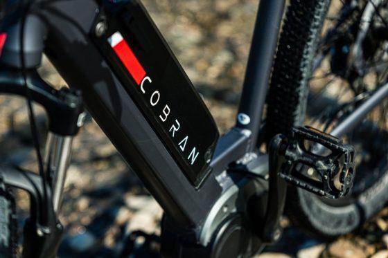 MTB Cobran FS con motore centrale