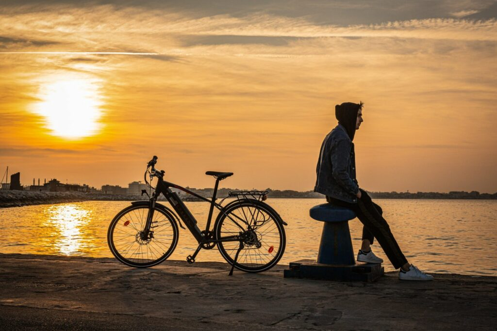 Bici elettrica Cobran Trekking 3.0