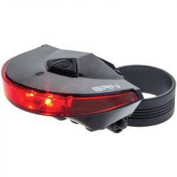 fanale posteriore per bici a led