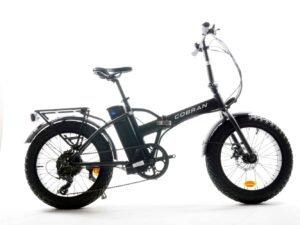 Fat bike elettrica Cobran bike
