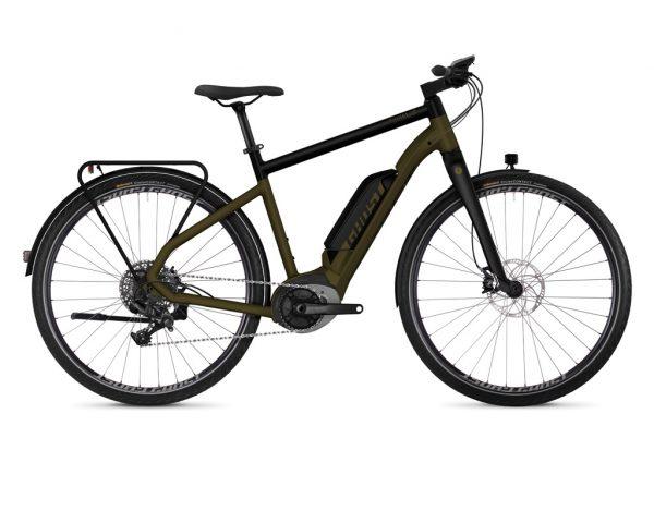 city bike elettrica con motore Bosch
