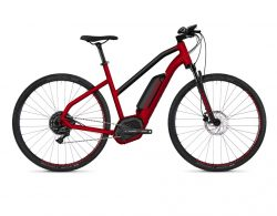e-bike ghost Square Cross B4.9 Donna