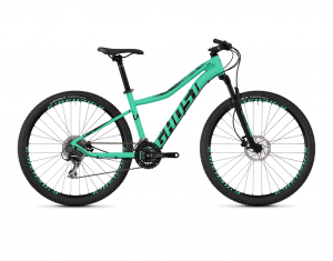 mountain bike ghost lanao 3.7 in alluminio