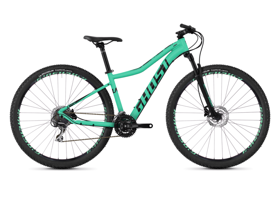 Mountain bike 29 alluminio lanao 3.9