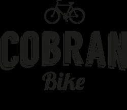 logo cobran bicicletta